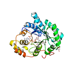 Molmil generated image of 3cas