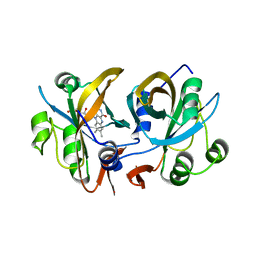 Molmil generated image of 3cb0