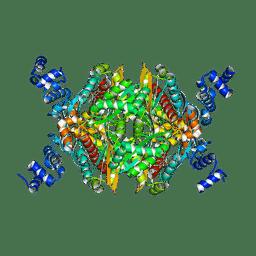 Molmil generated image of 3cdb