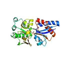 Molmil generated image of 3cg1
