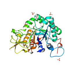Molmil generated image of 3chf