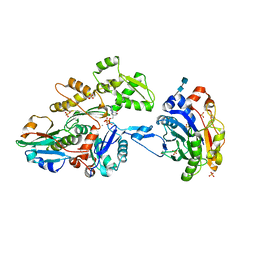 Molmil generated image of 3cjc