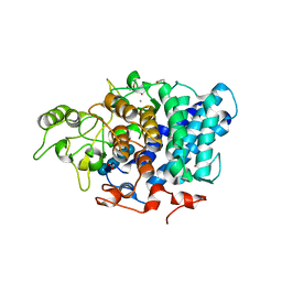 Molmil generated image of 3ck8