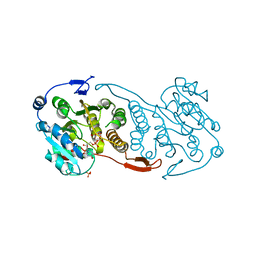 Molmil generated image of 3ckq