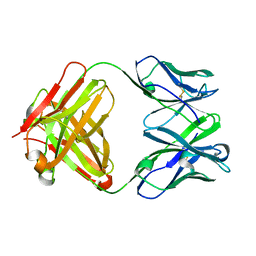 Molmil generated image of 3cle