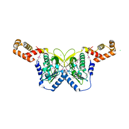 Molmil generated image of 3clo