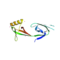 Molmil generated image of 3cpf