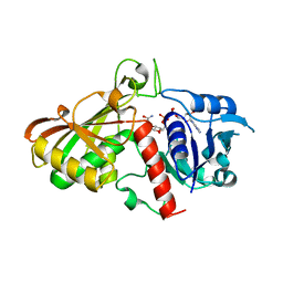 Molmil generated image of 3cps