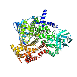 Molmil generated image of 3csf