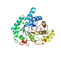 Molmil generated image of 3cv6