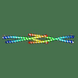 Molmil generated image of 3cve