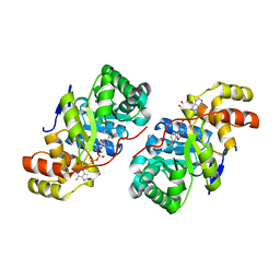 Molmil generated image of 3d3f