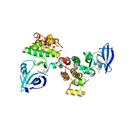 Molmil generated image of 3d7t
