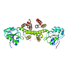 Molmil generated image of 3dfu