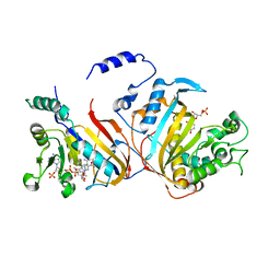 Molmil generated image of 3dg8