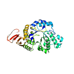 Molmil generated image of 3dhu