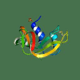 Molmil generated image of 3di8