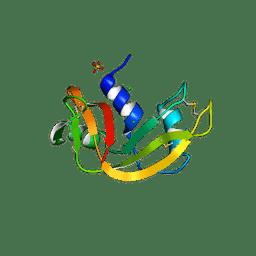 Molmil generated image of 3di9