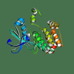 Molmil generated image of 3dj5