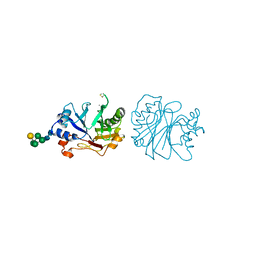 Molmil generated image of 3dni