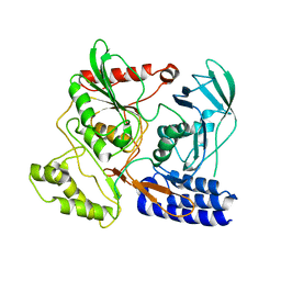 Molmil generated image of 3dpn