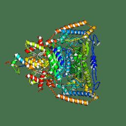 Molmil generated image of 3dva