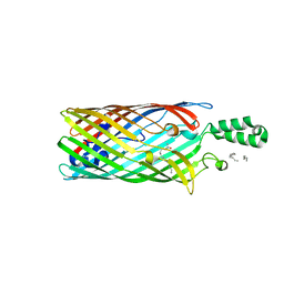 Molmil generated image of 3dwn