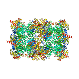 Molmil generated image of 3dy4