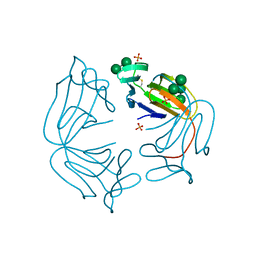 Molmil generated image of 3dzw