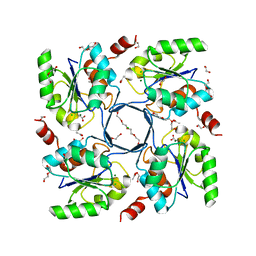 Molmil generated image of 3e8m