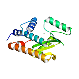 Molmil generated image of 3ebj