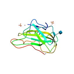 Molmil generated image of 3eii