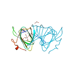Molmil generated image of 3ejk