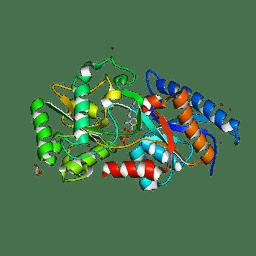 Molmil generated image of 3eki