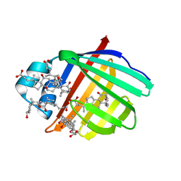 Molmil generated image of 3elz
