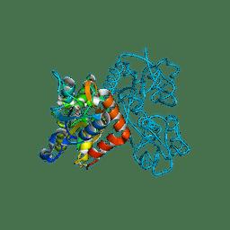 Molmil generated image of 3en3