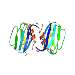 Molmil generated image of 3erx