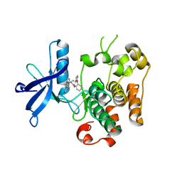 Molmil generated image of 3eta