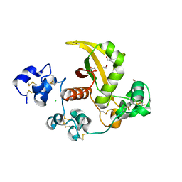 Molmil generated image of 3eto