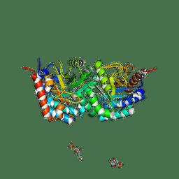 Molmil generated image of 3ewz
