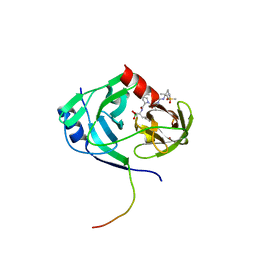 Molmil generated image of 3eyd