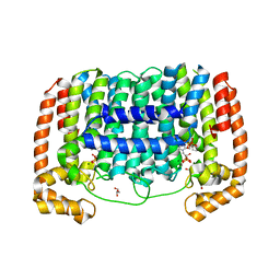 Molmil generated image of 3ez3