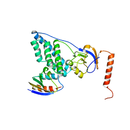 Molmil generated image of 3ezb