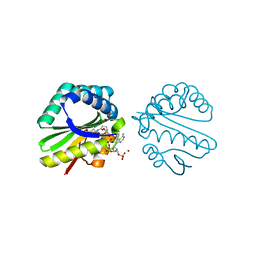 Molmil generated image of 3f0a