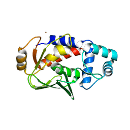 Molmil generated image of 3f0o