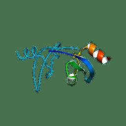Molmil generated image of 3f2u