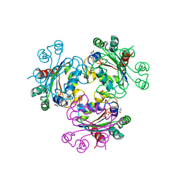 Molmil generated image of 3fc9