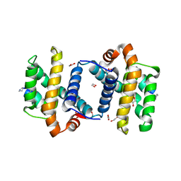 Molmil generated image of 3fdm