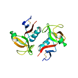 Molmil generated image of 3ff9