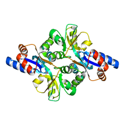 Molmil generated image of 3fjg